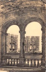 BR45716 aveiro mosteiro da batalha capelas imperfeitas portugal