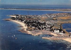 France Carnac Le Centre Nautique et les Plages vers Saint-Colomban 1974