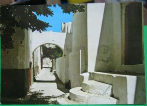 Greece Naxos Picturesque Street - unposted