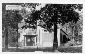 Oxford Mississippi Camp Lake Stephens Dining Room Vintage Postcard K102947