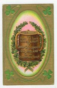 Old IRELAND tis an Irishman's Toast, 00-10s