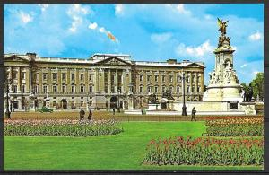 Great Britain, London, Buckingham Palace, unused