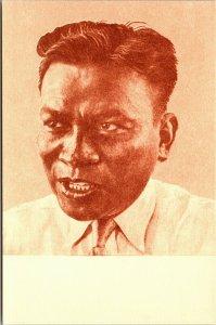 Philippines - PRESIDENT RAMON - VINTAGE- Postcard - UNPOSTED