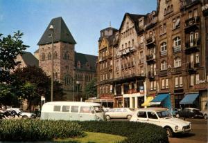 La Place de la Gare - Hotel - Metz, France