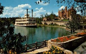 Florida Walt Disney World Sternwheeler Admiral Joe Fowler