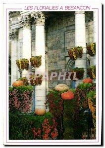 Modern Postcard Images of Besancon Franche Comte Doubs Les Floralies