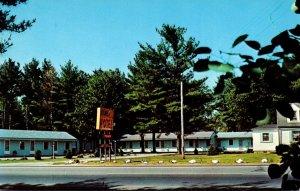 New Hampshire Derry Slkylark Motel