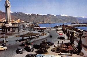 Spain Santa Cruz de Tenerife, Square and wharves, Quais