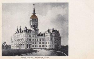 HARTFORD, Connecticut, 1901-1907; State Capitol