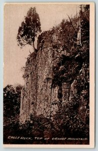 Montclair-West Orange New Jersey~Eagle Rock @ Top of Orange Mountain~1910