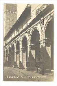RP  Bologna , Italy , 00-10s   Porticato S. Bartolomeo