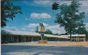 Georgia Blakely Quail Motel