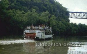 Dixie Belle, Pleasant Hill KY, USA Steamboat, Ship Unused