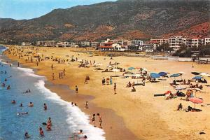 Turkey Alanya Beach Promenade Plage Strand