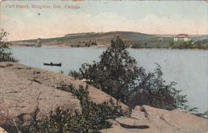 KINGSTON, Ontario, Canada, PU-1914; Fort Henry