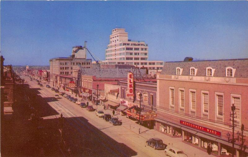 Kansas City Kansas~Minnesota Ave~Brotherhood Building~Elko