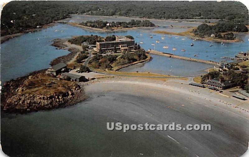 The Marshall House York Harbor ME 1956