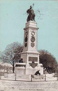 Armada Memorial, Plymouth (Devon), England, UK, PU-1906