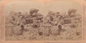 SV: Boer War ; SOUTH AFRICA , Last Stand at Modder River