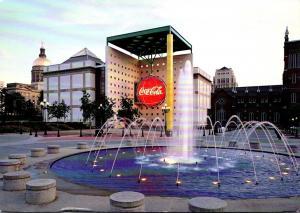 The World Of Coca Cola Atlanta Georgia