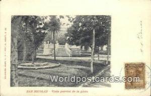 Argentina, República Argentina Vista Parcial de la Plaza San Nicolas San Nic...