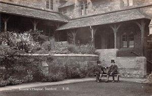 Browne's Hospital Stamford United Kingdom, Great Britain, England Unused