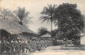 Gabon Samba N'Gounie Factorerie S.H.O.