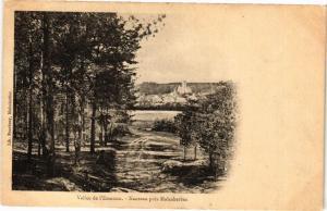 CPA Vallée de l'ESSONNE - Nanteau PRES MALESHERBES (228387)