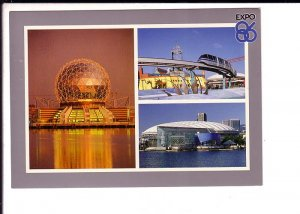 Threeview, Expo 86 Vancouver, British Columbia, Boat