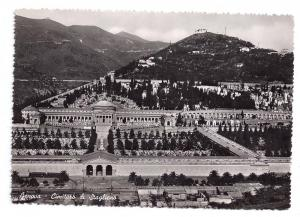 Italy Genova Genoa Cimitero di Staglieno Cemetery Real Photo