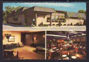 Tivoli Restaurant Chicago Heights IL Post Card 5535