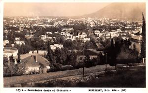 Monterrey, NL Mexico Postcard Tarjeta Postal Panorama Monterrey, NL