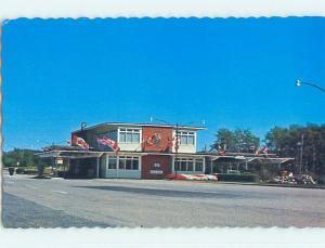 Pre-1980 TOWN VIEW SCENE Boissenain Manitoba MB p9394