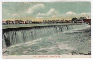 Lawrence, Mass, Water Fall and Dam