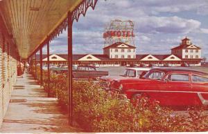 The Motel Auberge du Blvd Laurier, Inc.,Quebec City, Quebec, Canada, 40-60s