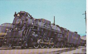 Virginian Berkshire 507 Lima Locomotive Works at Roanoke Virginia