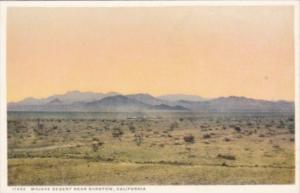 California Mojave Desert Near Barstow Detroit Publishing