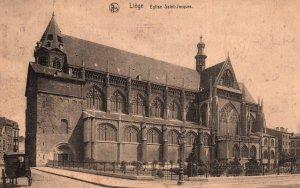 Eglise Saint-Jacques,Liege,Belgium BIN