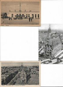 Netherlands - Gouda Postcard Lot of 7 01.09