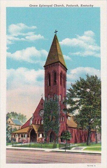 Grace Episcopal Church Padducah Kentucky