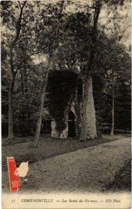CPA Ermenonville- Les Restes du Hameau FRANCE (1020462)