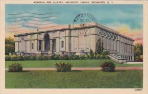 New York Rochester Memorial Art Gallery University Campus 1940