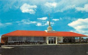 Howard Johnson's Restaurant & Motor Lodge~Folding Comments/Suggestion Postcard