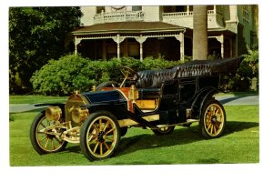 Premier 4 Cylinder Model 4-40, Pasadena, California, 1909 Antique Touring Car