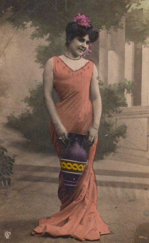RP: Female Portrait , 1900-10s : #4