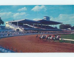 Pre-1980 RACETRACK Hagerstown Maryland MD ho6336