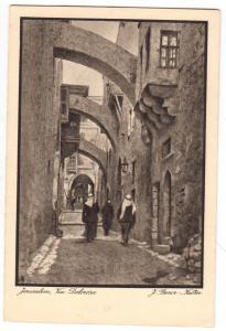 Jerusalem, Via Ddolorosa