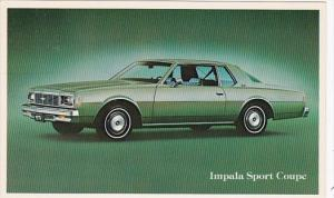 !979 Chevrolet Impala Sport Coupe