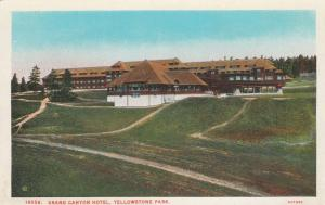 Grand Canyon Hotel - Yellowstone National Park WY, Wyoming - WB