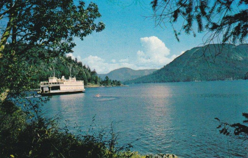 POWELL RIVER, British Columbia, 1950-60s; Saltery Bay